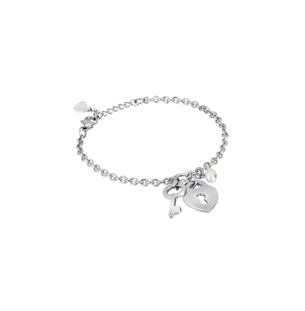 Key to my Heart Bracelet -...
