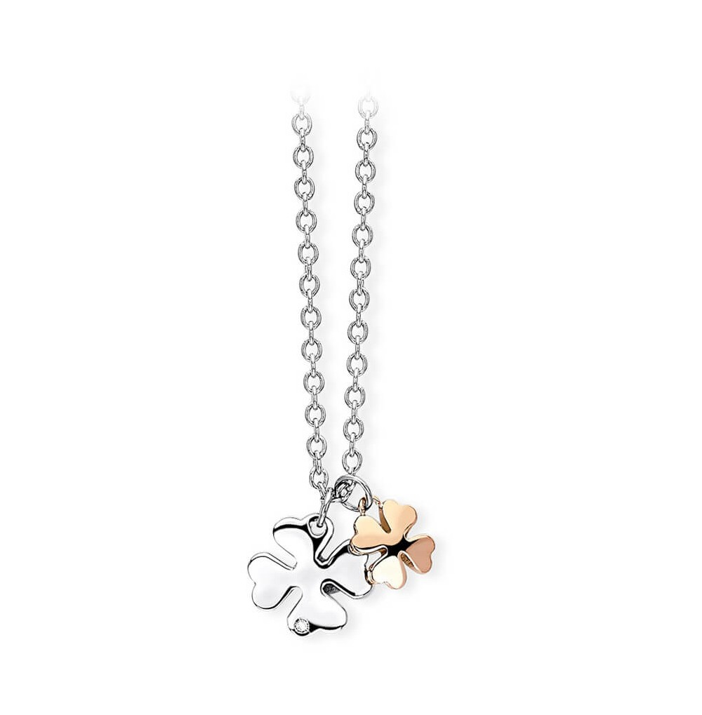 Clover Necklace - Puppy...