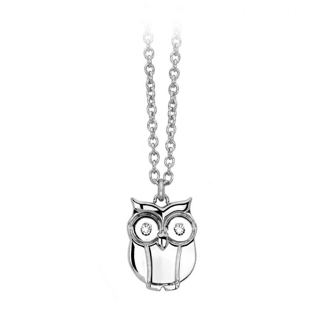 Owl Necklace - Puppy...