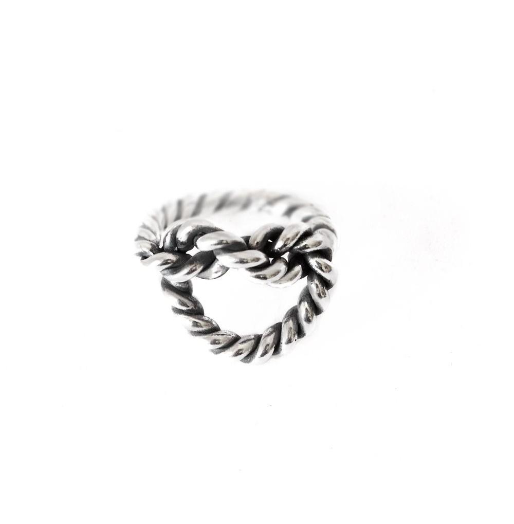 Elegant Knot - Ring
