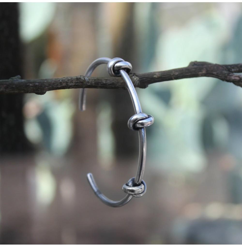 Three knots - Bracelet