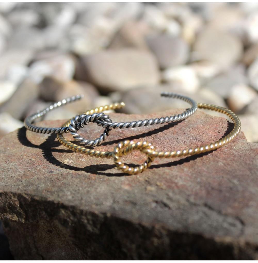 Intertwined knot - Bracelet