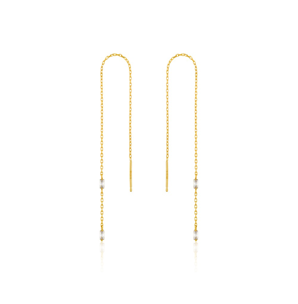 Glow Threader Earrings