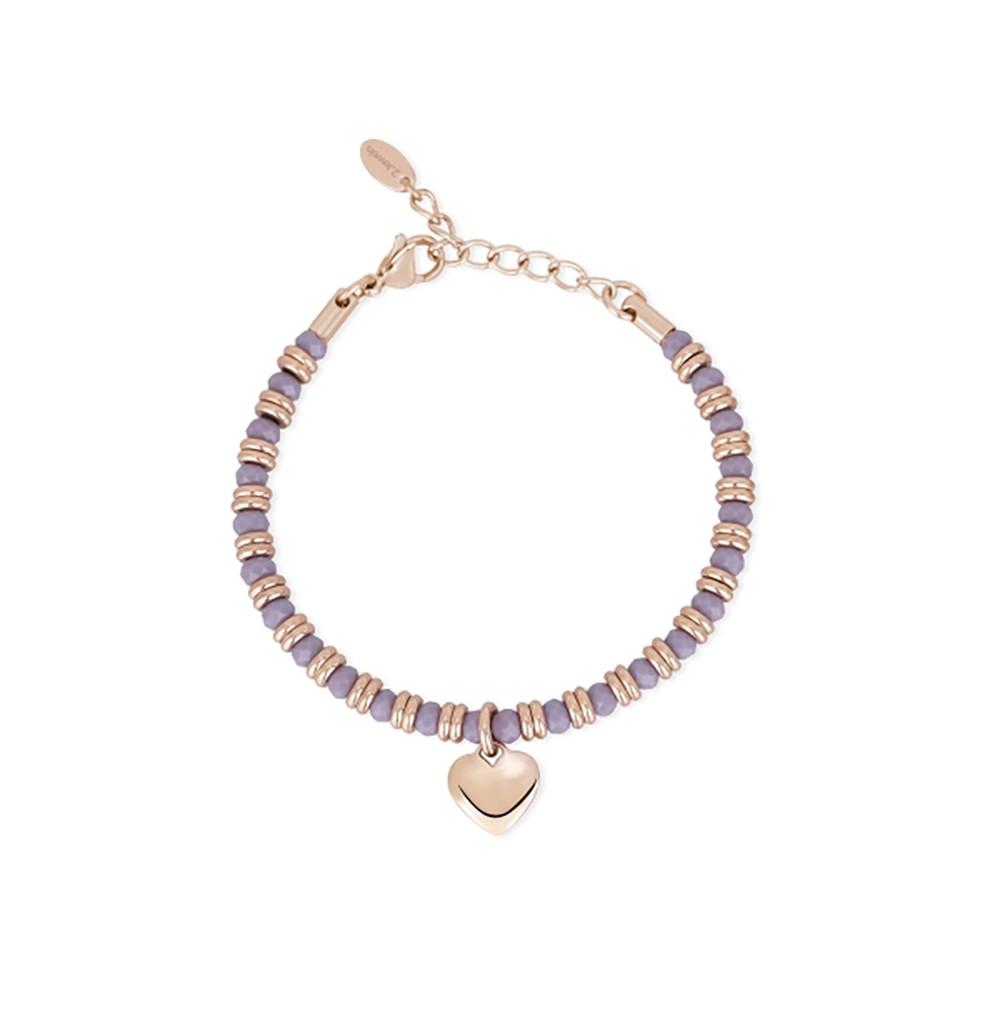 Heart Bracelet - Color...
