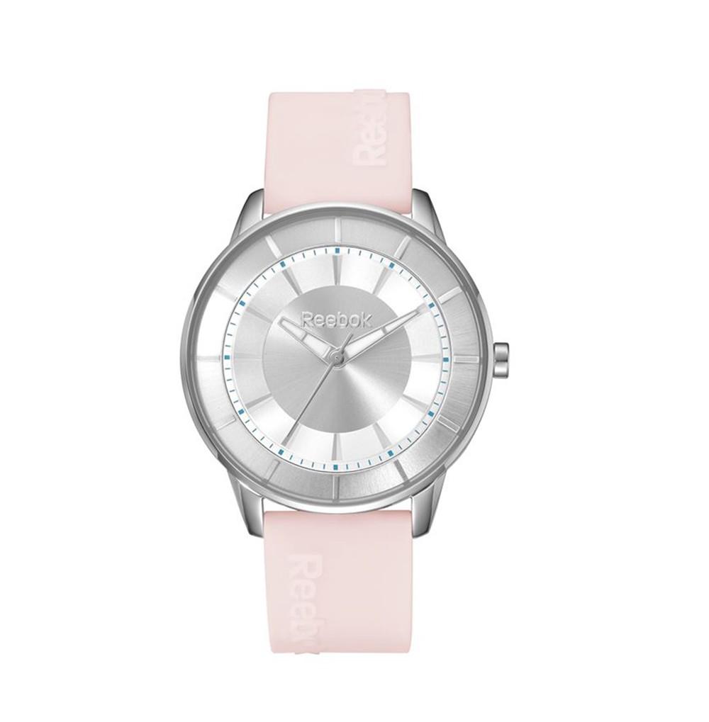 """Relógio Reebok """"Kaleido"""" rosa"""