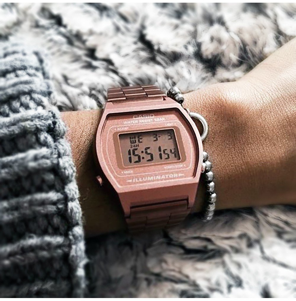 Retro Rose Gold