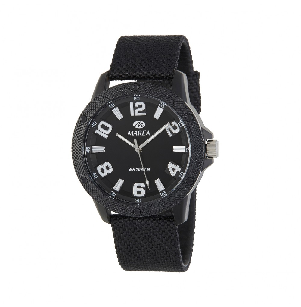 Gentleman Black WATCH