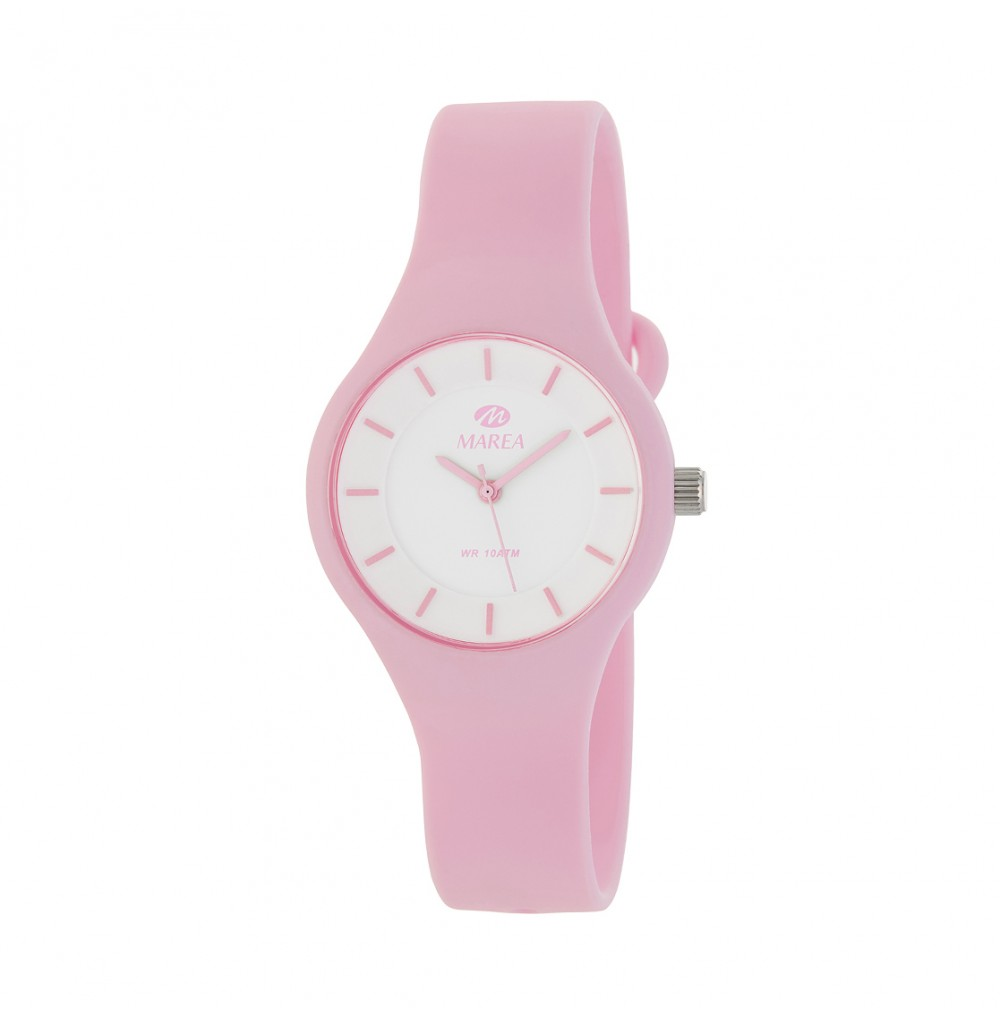 Colors Watch - Light pink