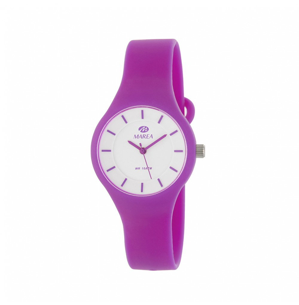 Colors Watch - dark pink