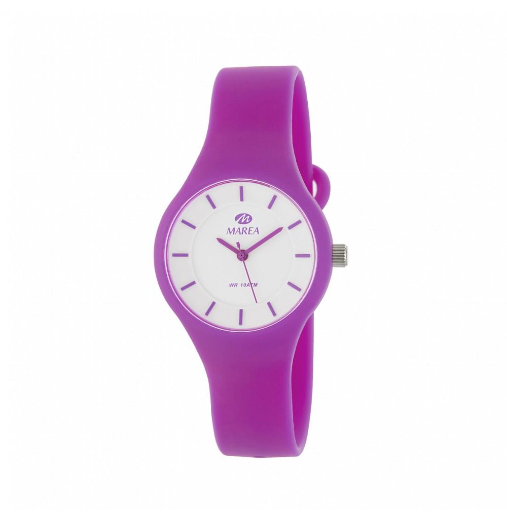 Colors Watch - dark pink