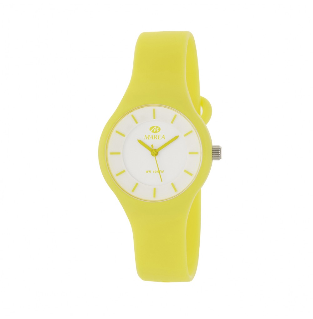 Colors Watch - yellow