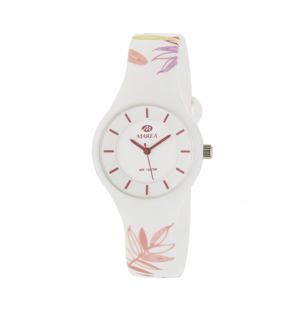 Bloom Watch - white