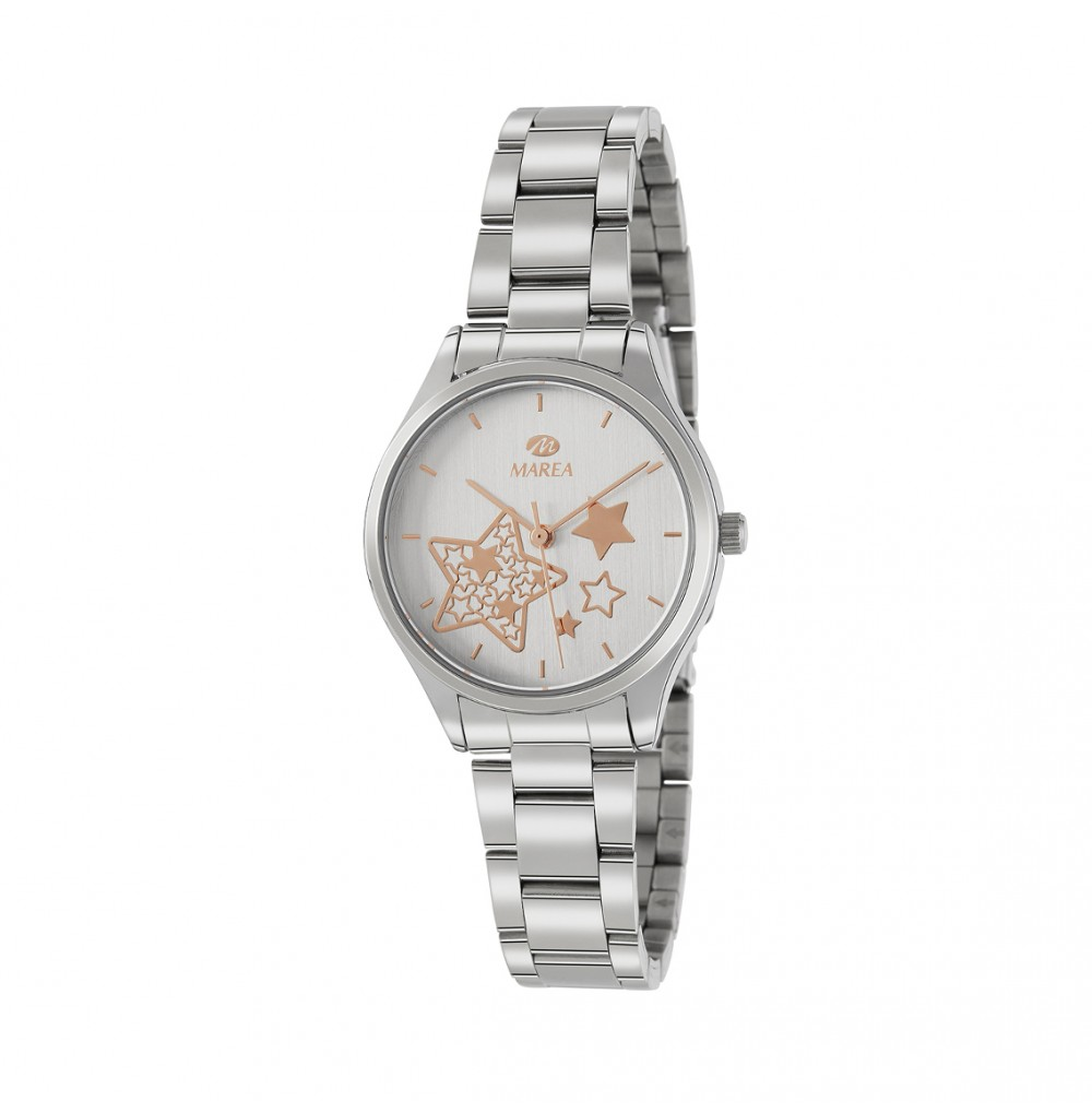 Trendy Women Star Watch