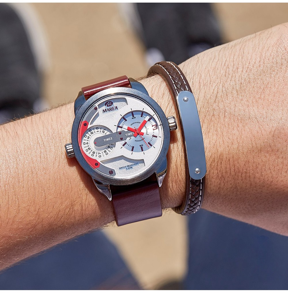 Trendy Bordeaux WATCH