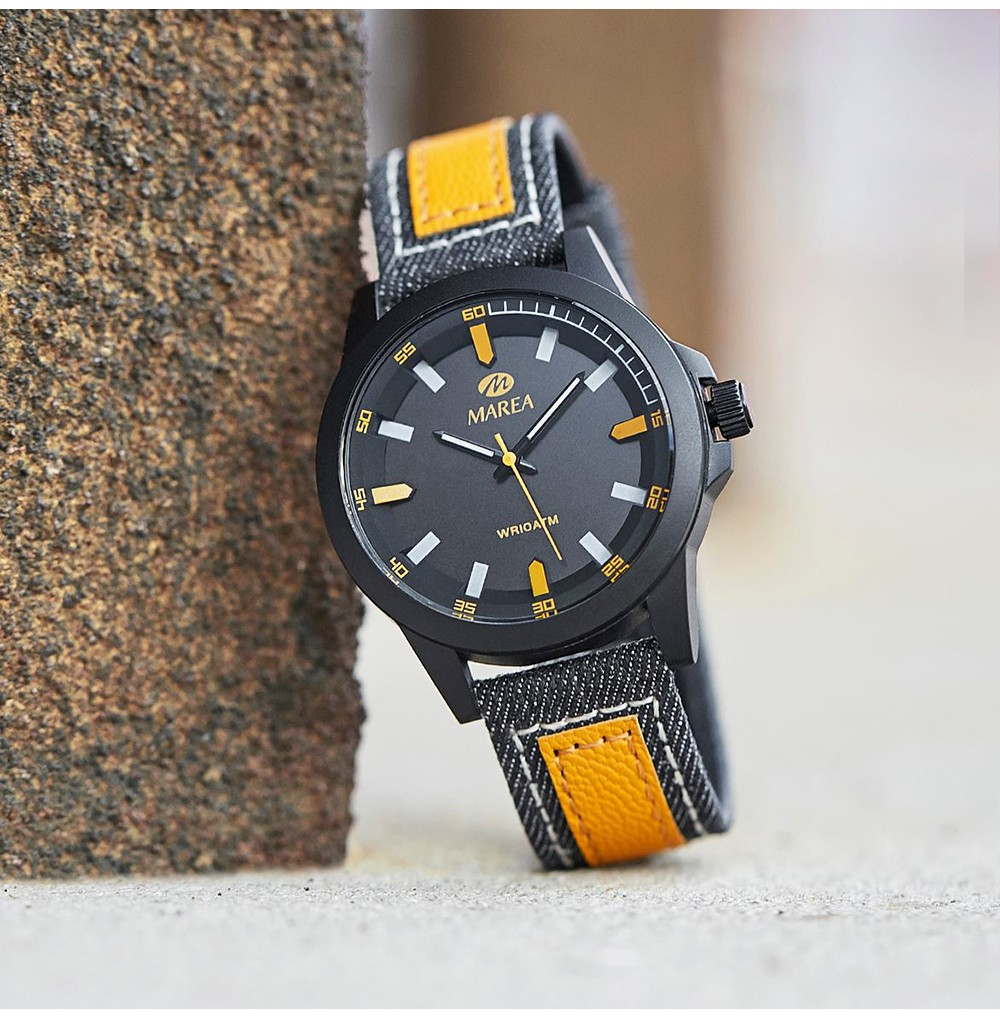 COOL yellow WATCH