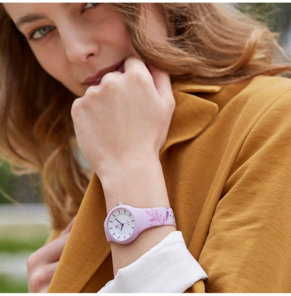 Bloom Watch - purple