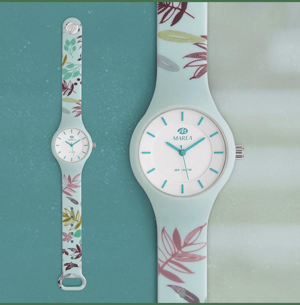 Bloom Watch - light blue