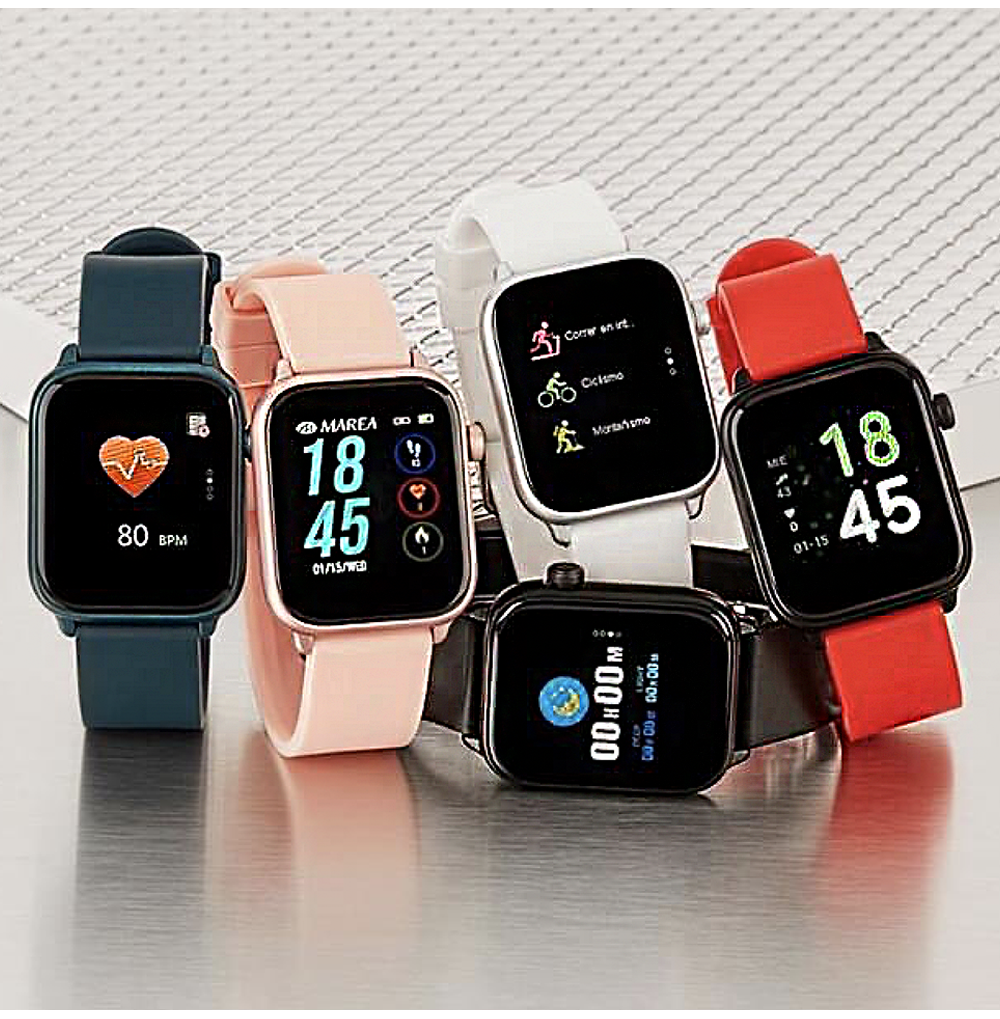 Smartwatch Square - Marea