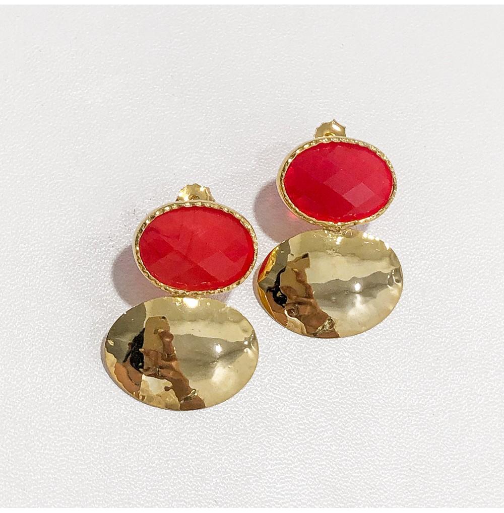 Unique Stones - Brincos