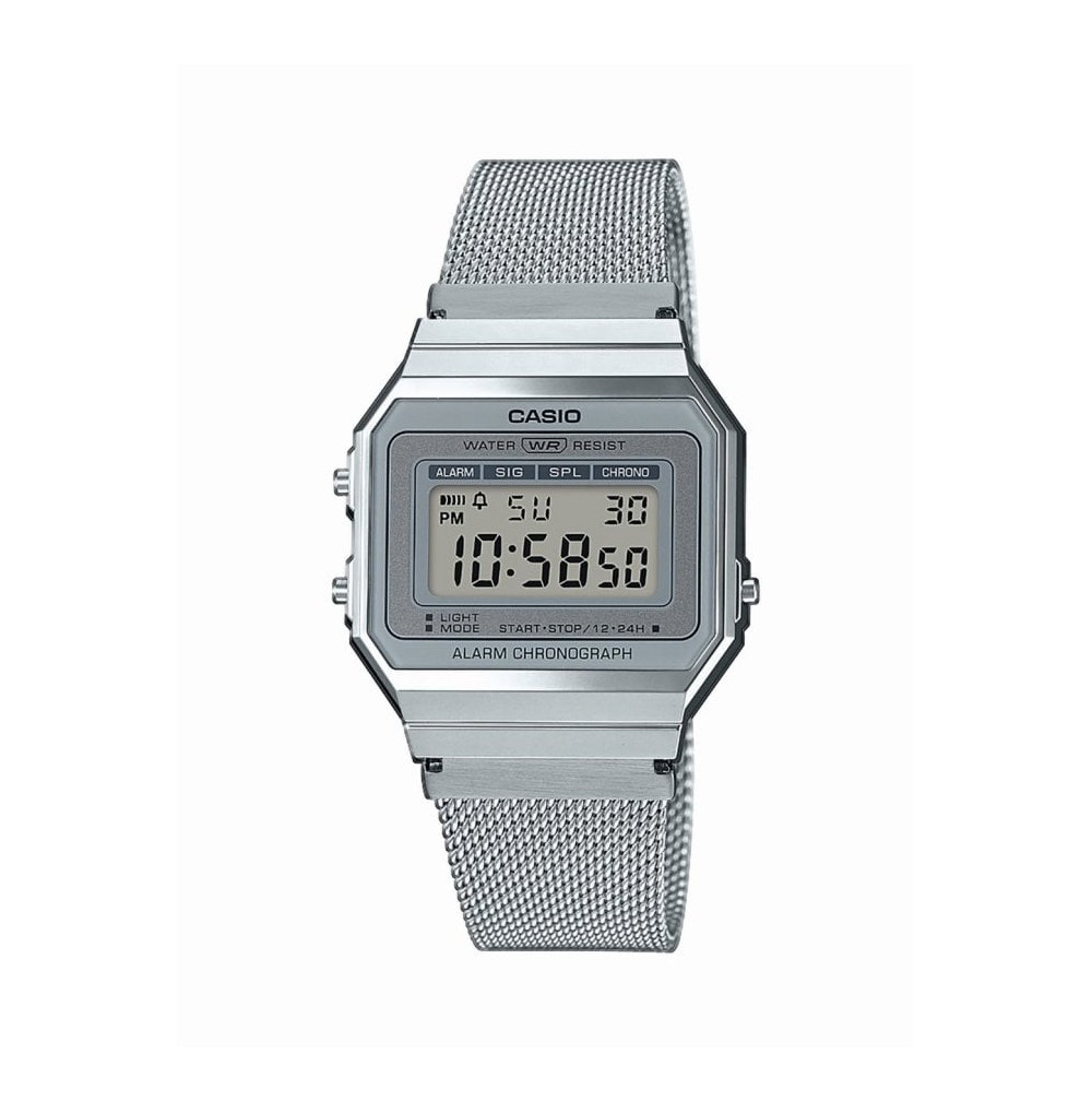 Casio Vintage iconic Silver