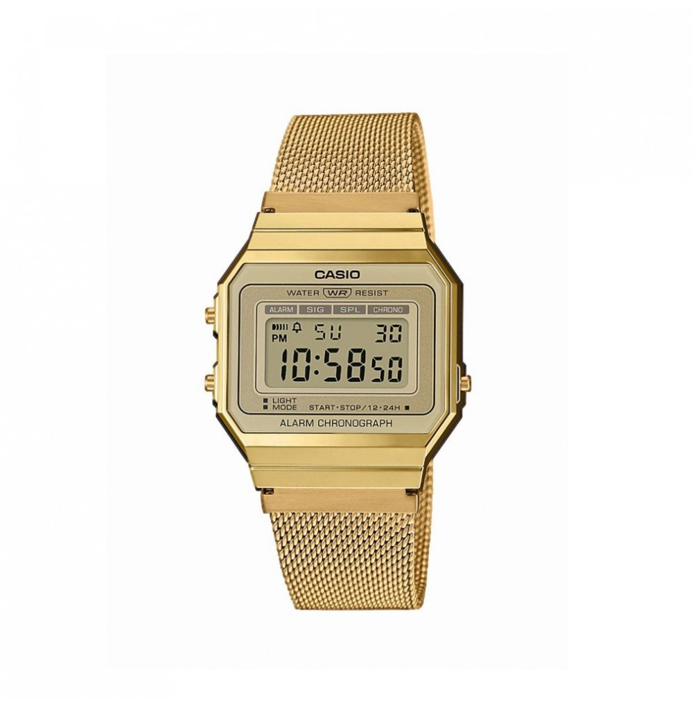 Casio Vintage iconic Gold