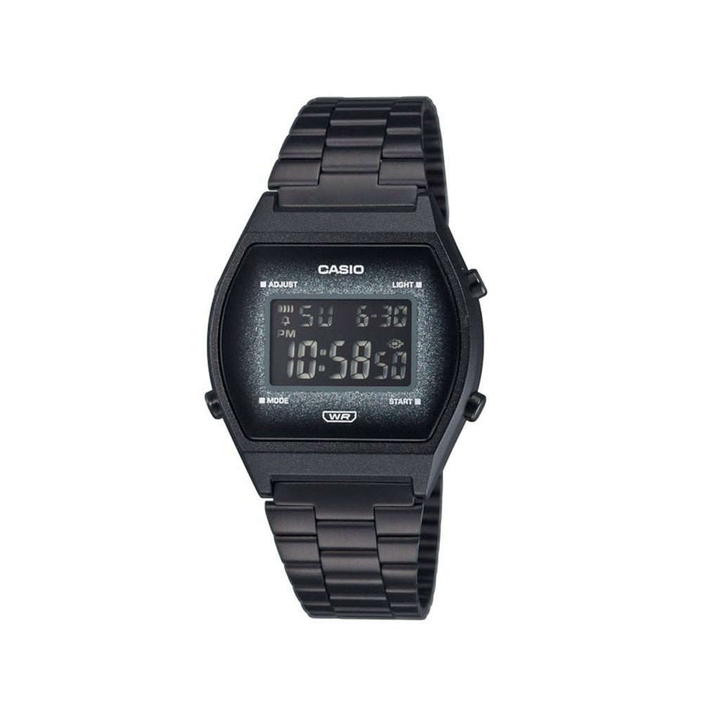 Casio Vintage edgy Black