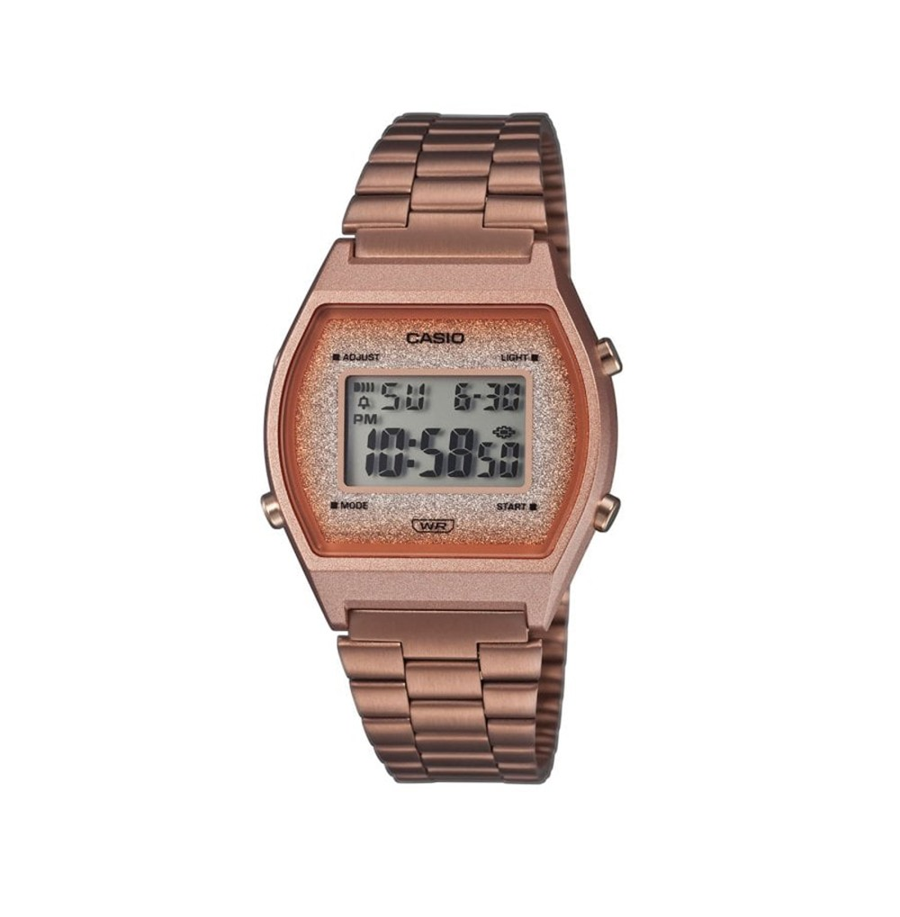 Casio Vintage edgy Rosegold
