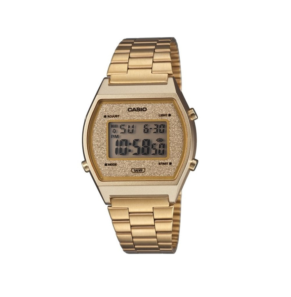 Casio Vintage edgy Gold