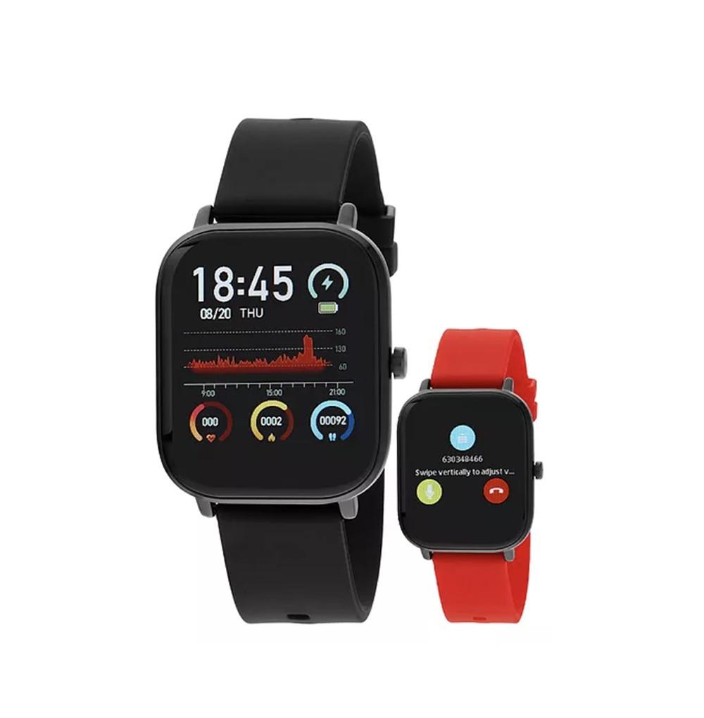 Smartwatch Square -...