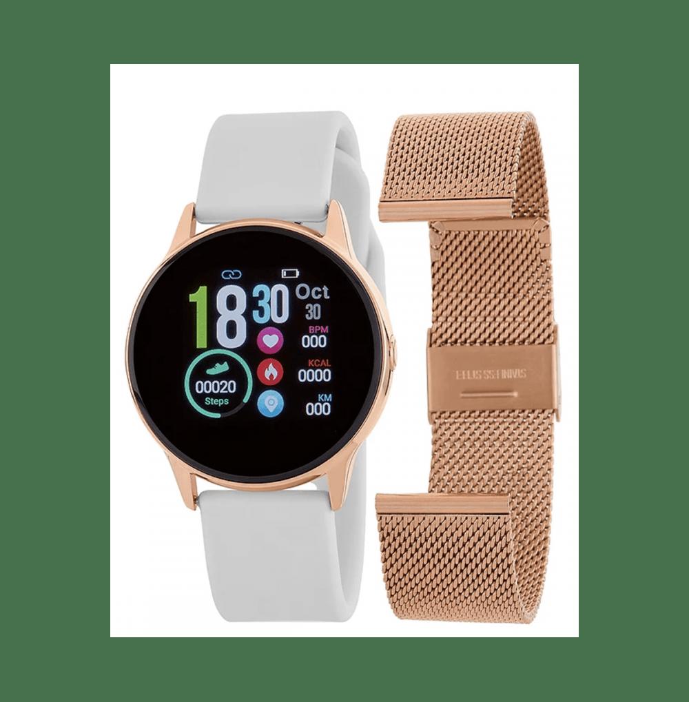 Smartwatch Round black - Marea