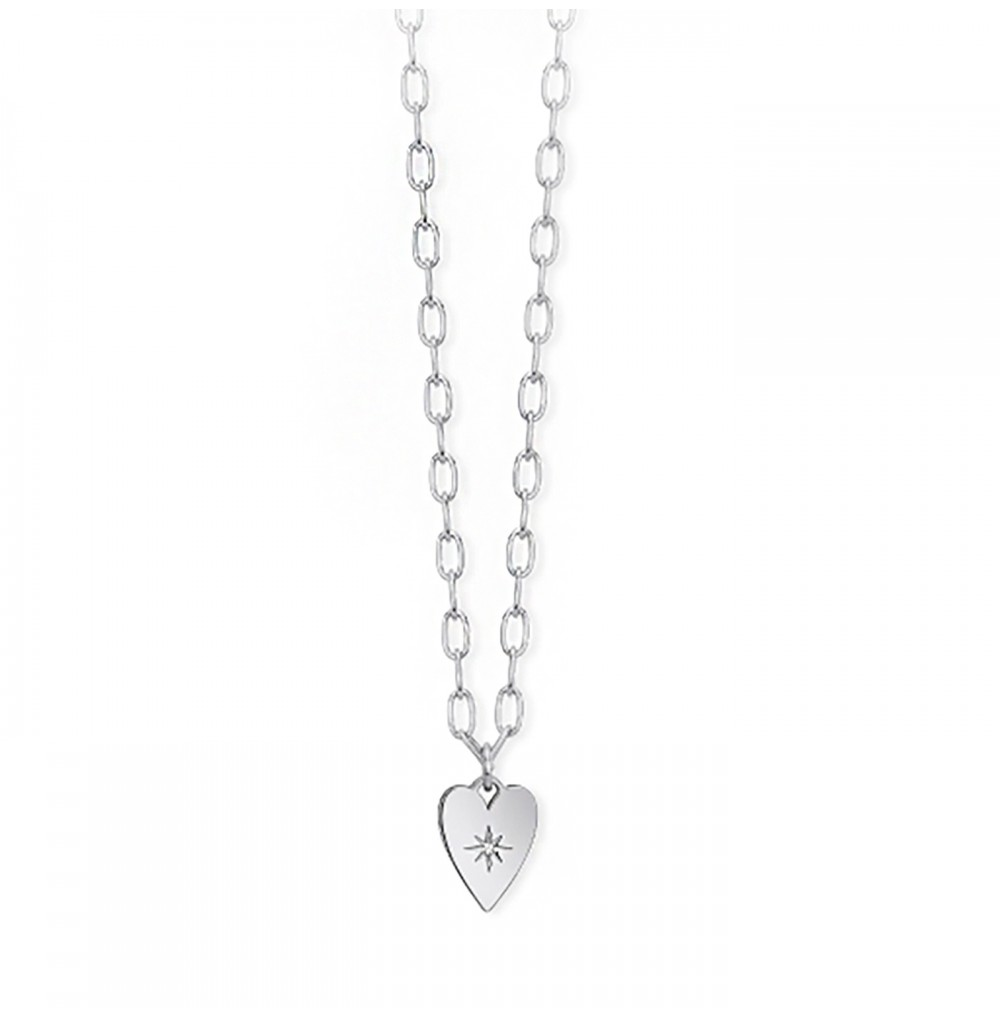 Heart Necklace  - Regina di...