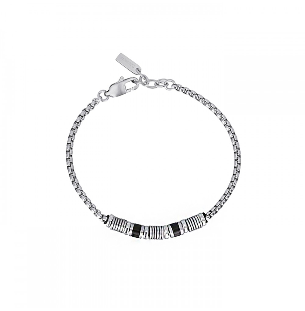 Silver Bracelet -...