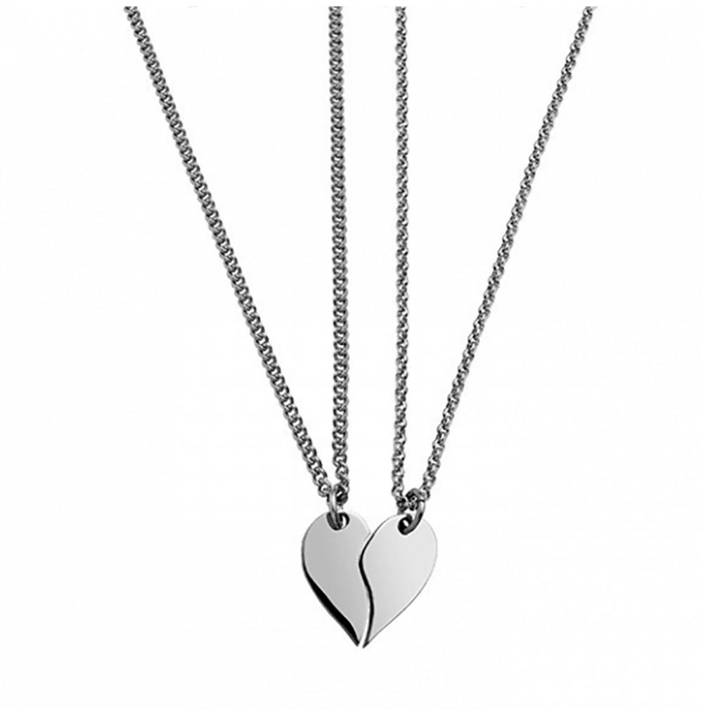 Colar Hassu Amuletos - Coração
